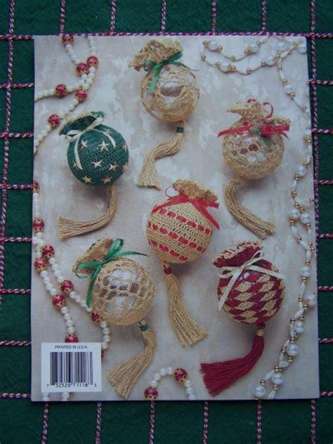 large honeycomb tassel ornament diy christmas 12 annie s attic dome christmas ornaments crochet patterns