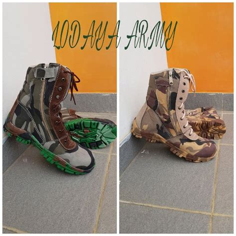 Jual Sepatu Delta Tactical jual sepatu safety boots delta tactical outdor army by