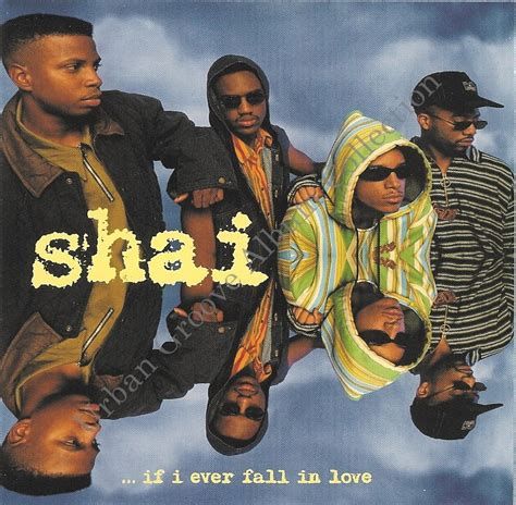 comforter shai shai if i ever fall in love 1992 r b group urban