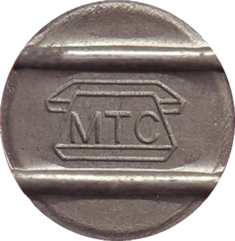 mts mobile russia moscow mts telephone token tokens numista
