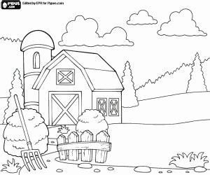 scheune malvorlage desenhos de fazendeiros para colorir jogos de pintar e