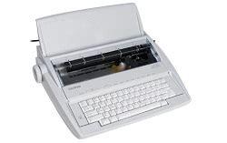 Mesin Tik Gx 6750 Electric Typewriter jual mesin ketik listrik gx 6750 office equipment