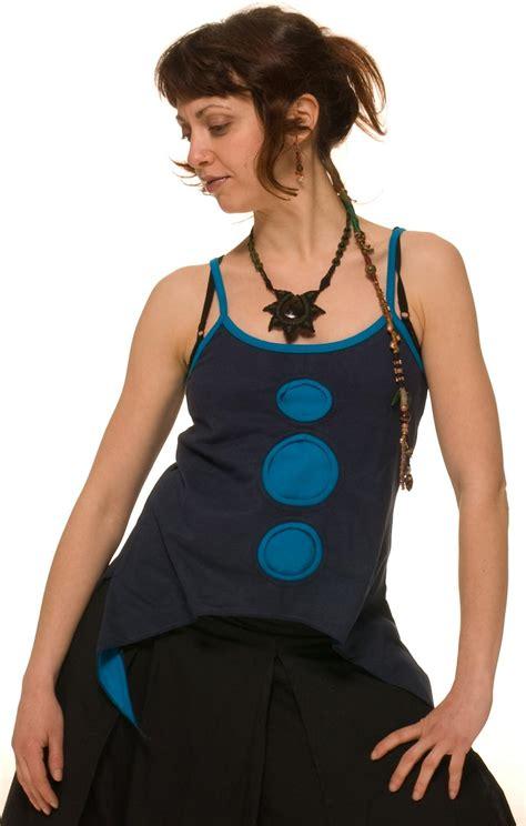 Vest Fungky vest top bohemian vest funky tribal hippy pixie circle cut