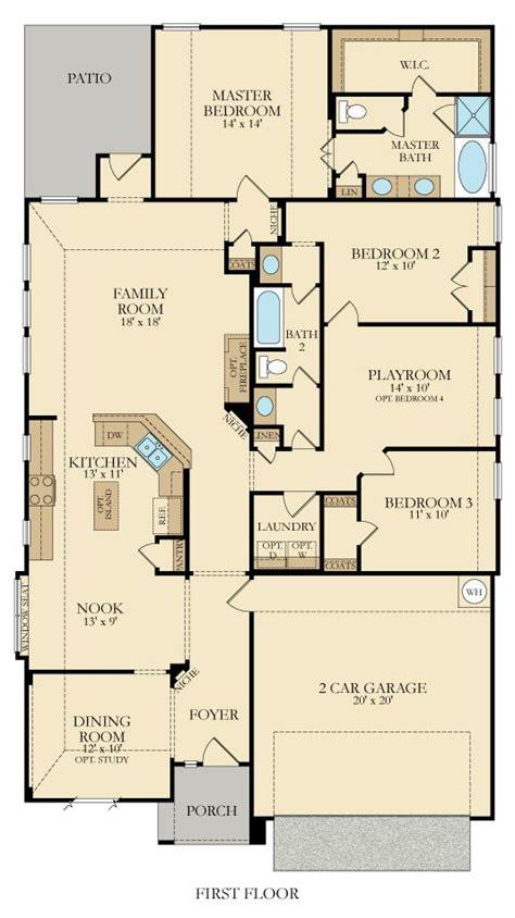 lennar floor plans travertine new home plan in hidden cove brookstone by lennar