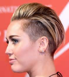 miley short cyrus hairstyles haircut 2014 name and