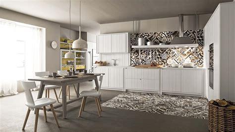 lade per cucina moderna scandola mobili arredamento in vero legno
