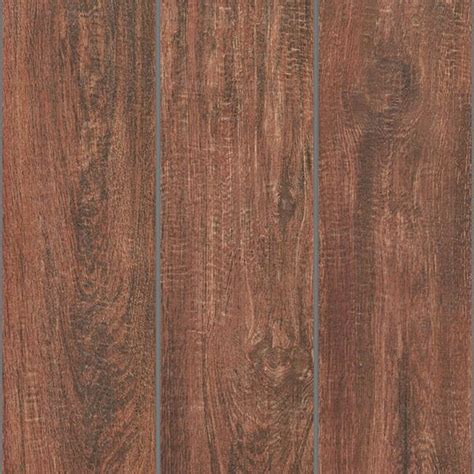 florida tile natura cayman red 6 quot x 24 quot wood grain