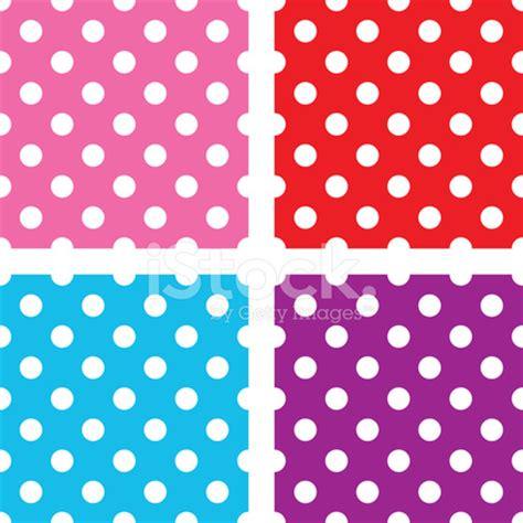 Set Polky Dot Gvr polka dot set stock vector freeimages