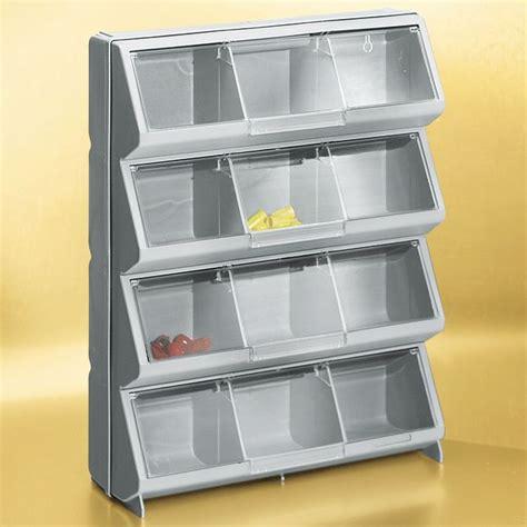 stack   compartment organizer