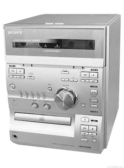 Mekanik Kaset Hifi Sony Hcd Vx33 sony hcd cp2a manual compact disc deck receiver hifi