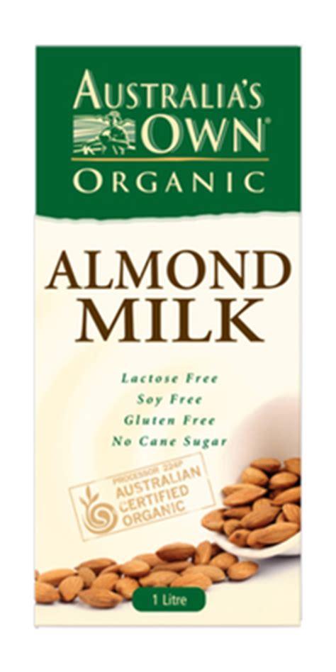 Halal Almond Milk Australia Australias Own Organic Almond freedom foods organic honey chocolate and superfood