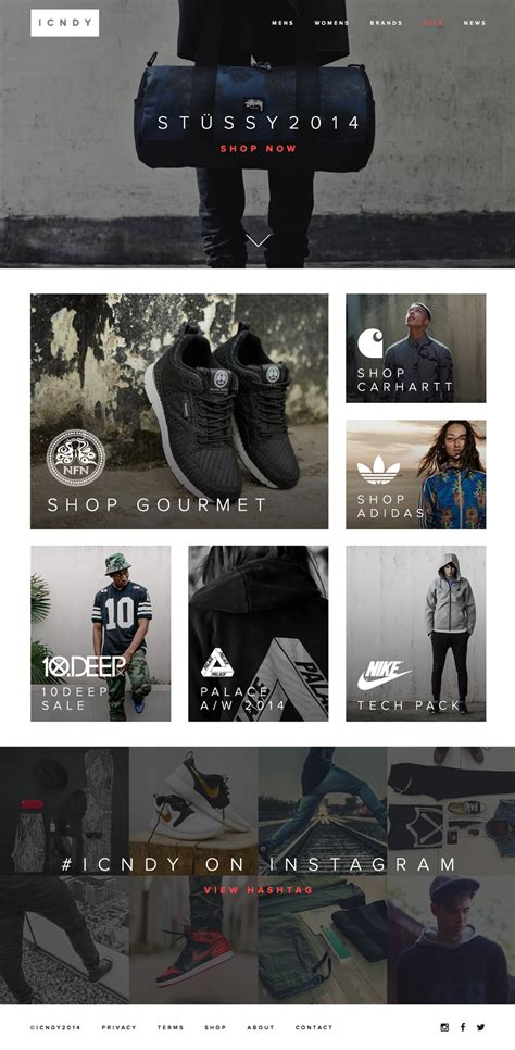 Html Use 20 Best Free Psd Ecommerce Web Templates 2014 Or 2015 Apparel Website Templates