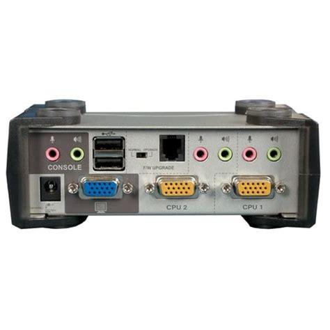 Lu Usb aten cs1732b 2 port lu usb kvm keyboard monitor