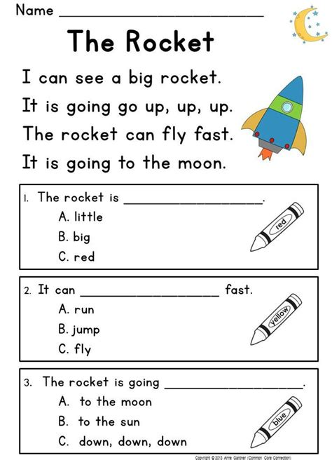 274 Best Reading Images On Pinterest Learn English Reading Comprehension And English Language - 17 best ideas about reading worksheets on pinterest simple sentences worksheet early readers
