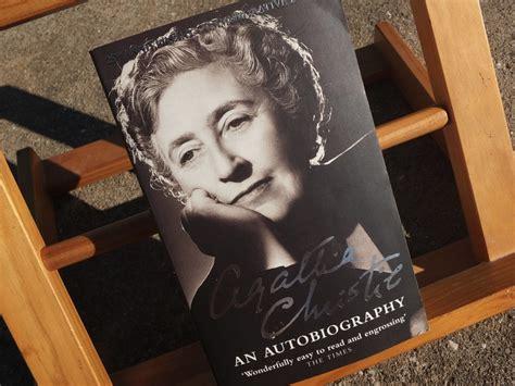Agahta Christie An Autobiography Agatha Christie krimis kulturmagazin