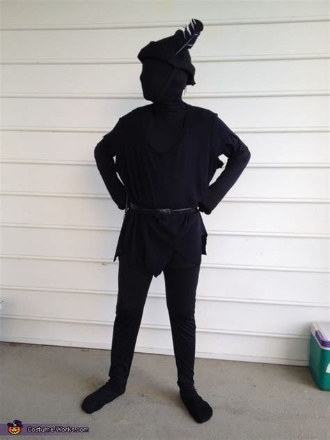 peter pans shadow costume