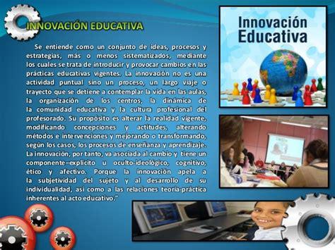 imagenes innovacion educativa educacion ambiental innovadora