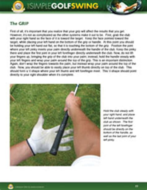 the simple golf swing review simple golf swing system review the simple golf swing