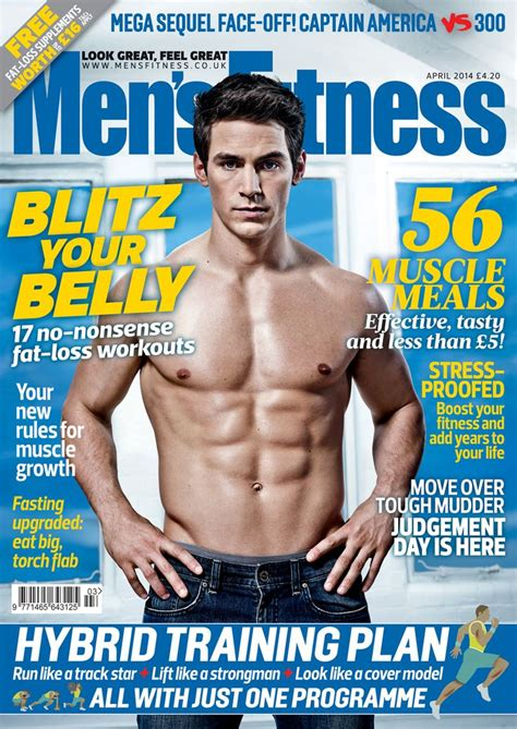 Fitness Magazine Giveaways - 12 best images about men s fitness magazine cover on pinterest body by vi shape and
