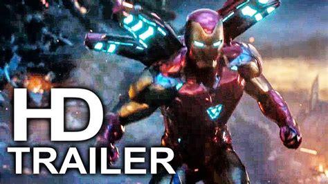 avengers endgame super hero iron man thanos