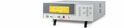capacitor leakage meter capacitor leakage current ir meter 11200 chroma systems solutions inc