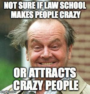 Jack Nicholson Meme - image gallery law school memes