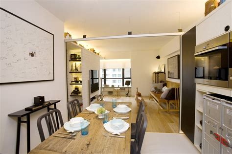 extremely apartment featuring 10 sliding doors in