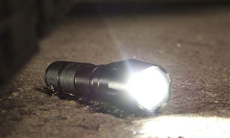 how many lumens is bell and howell tac light bell and howell high powered tactical led flashlight