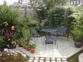 Small Patio Garden Garden Design Portfolio Small Gardens