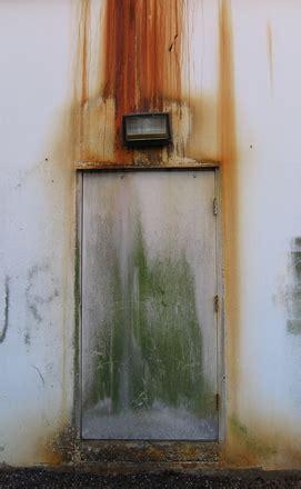 free moldy door stock photo freeimages.com
