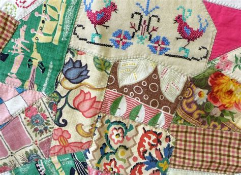 Quilt Uk by Handmade Vintage Handcrafted Item Designer In Brighton