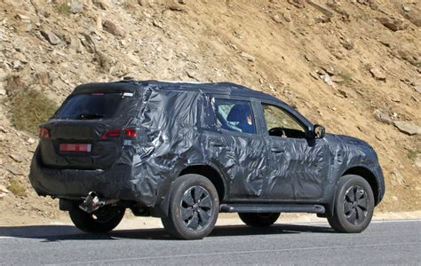 nissan truck 2018 2018 nissan navara suv picture 687936 truck review