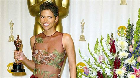 Revealed The Picture That Sparked Halle Berrys Anti Semitic Controversy by Halle Berry Revealed Why Historic Oscar Win Meant Nothing