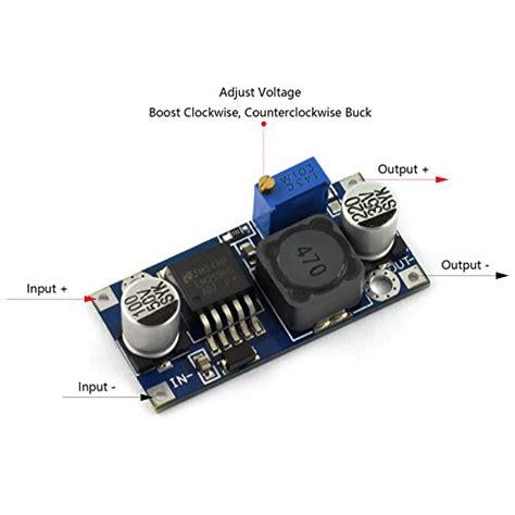 2596 Dc Step Input 45 40v Output 125 37vdisplay Seven Segment dzs elec 10pcs lm2596 dc dc step variable voltage regulator input 3 2v 40v output 1 25v 35v