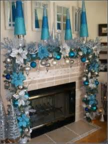 interior decorating 101 blue christmas decorating ideas designcorner
