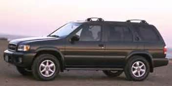 2001 nissan pathfinder pictures/photos gallery