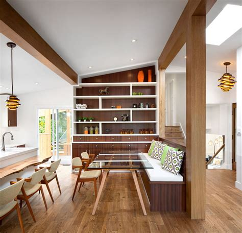 Renovation Pavillon Annee 70 by Reviving The 70 S Midcentury Dining Room Vancouver