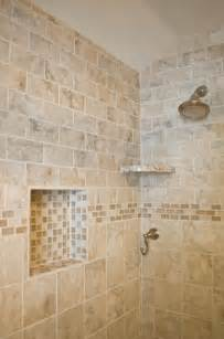 bathroom design and remodel with beige grey tile