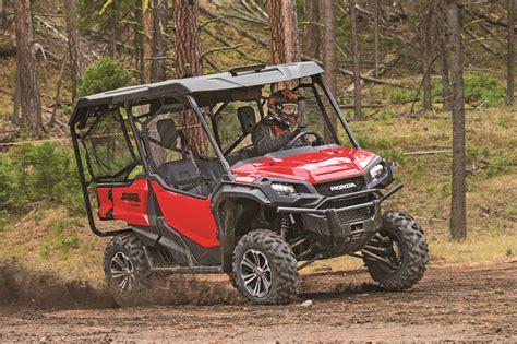 utv test 2016 honda pioneer 1000 1000 5 dirt wheels magazine
