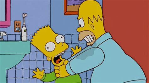 Simpsons Bathroom by Homer Vs Bart Best Of