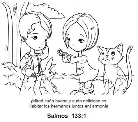 dibujos para colorear con versiculos biblicos cristianos blog de la ebi actividades
