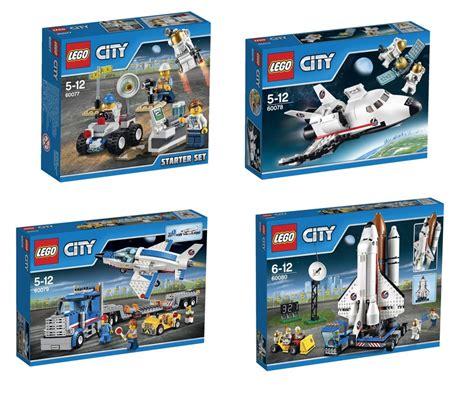 new lego city sets 2015 lego city space summer 2015 sets 60077 60078 60079 60080