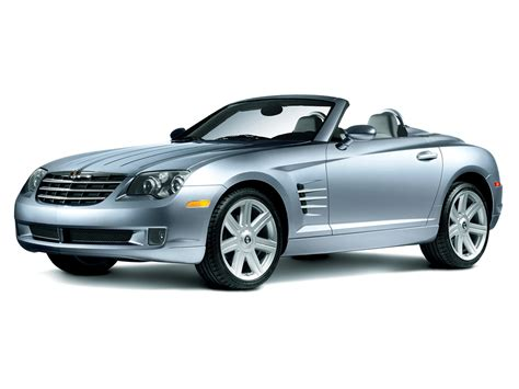 chrysler crossfire 3 2 v6 roadster photos and comments