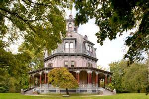 the octagon house dazzling 1860 s octagon house in new york state house