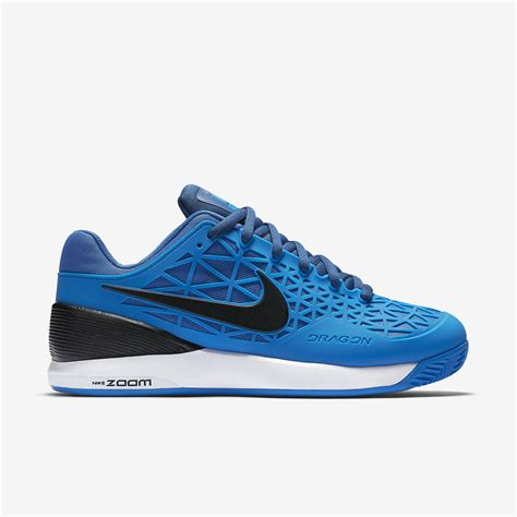 Nike Free Zoom Blue nike mens zoom cage 2 clay court tennis shoes blue black