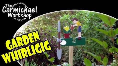 whirligig   garden easy diy weekend