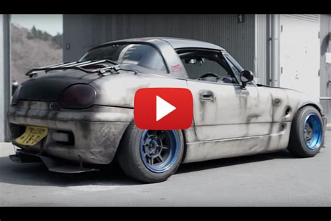 Suzuki Fastest Car Drift Suzuki Cappuccino Fast Car