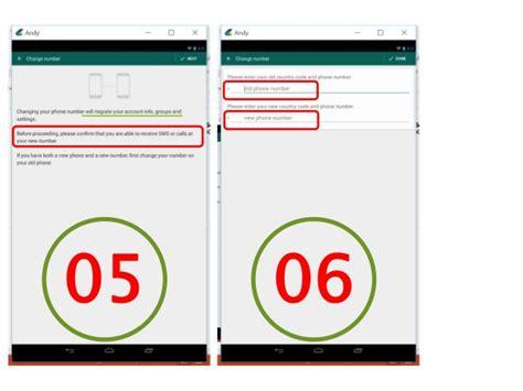 Perubahan Nomor Wa Telpon Vapor tutorial singkat membuat akun wa dng nomor telepon rumah atau kantor