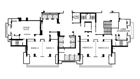 hawaii convention center floor plan hawaii convention center floor plan meze blog