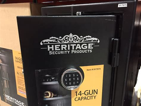 Gun Cabinet Costco by Heritage Security 14 Gun Vault Costco Calguns Net